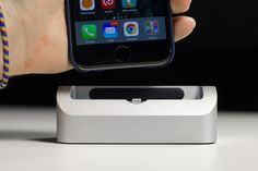 Elevation Dock 3 - iPhone Dock for 6 & 6+ with Lightning cord included | ElevationLab