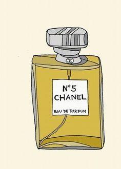 Chanel_5 print