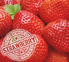 The Best Strawberry E-Juice Flavors: http://www.cigbuyer.com/best-strawberry-e-juice-flavors/ #ecigs #vaping #ejuice #eliquid #vapejuice #vapelife