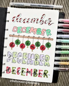 The ultimate collection of bullet journal header and title ideas for inspiration! Bullet Journal School, Bullet Journal Headers, December Bullet Journal, Bullet Journal Banner, Bullet Journal Notebook, Bullet Journal Ideas Pages, Bullet Journal Layout, Bullet Journal Inspiration, Journal Pages