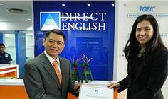 Franchise News - Direct English relaunches training program franchise for adults in Indonesia
