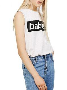 Camiseta Feminina Babes - Compre Online | DMS Boutique