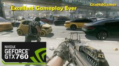 [COD] Advanced Warfare Action Gameplay on GTX 760 | Mission 3 Traffic | High Settings 1080p