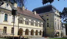 #traveltips, #budgettravel, #castle, #landmark, #Croatia Pejačević Castle in Virovitica is a late-baroque and neoclassicistic castle in the town of Virovitica, Virovitica–Podravina County, northern Croatia. It is one of several castles owned by the members of Pejačević noble family in the region of Slavonia. The castle was built in 1800-1804 by Croatian count Antun Pejačević (*1749; read more