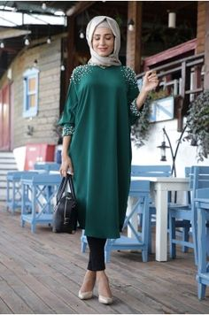 Pakistani Fashion Casual, Iranian Women Fashion, Arab Fashion, Islamic Fashion, Muslim Fashion, Maxi Outfits, Hijab Outfit, Cute Outfits, Hijab Style