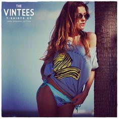 Las camisetas de Vintees son ideales para este Summer Market Xàbia.