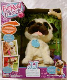 Furreal Friends Dog Inside