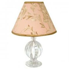 Little Princess Lamp with Shade