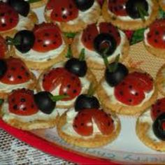 Appetizer. Easy and adorable!