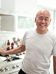 Ken Hom's top tips for cooking Chinese food at home. Britain's best-loved authority of Chinese cookery, Ken Hom, wants us all to explore the rich and varied cuisine of China at home. Here are his top tips for beginners who want to cook Chinese food.