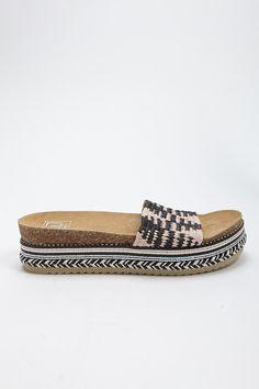 578b292817cf90 LFL by Lust for Life Platform Slide Sandals    38.00 USD    Forever 21