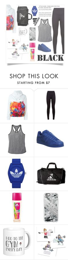 """""""Adidas"""" by forever-lover1 ❤ liked on Polyvore featuring adidas and Casetify"""