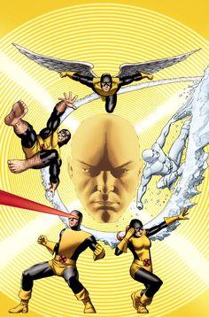 John Cassaday - X-Men