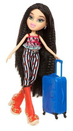 Amazon.com: Bratz Study Abroad Doll- Jade to Russia: Toys & Games