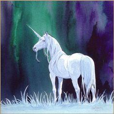 Lena Furberg unicorn