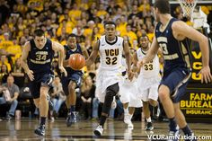 Photos - VCU vs. George Washington - VCU Ram Nation
