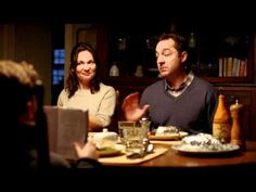 AT&T U-verse Commercial - Polite Dinner