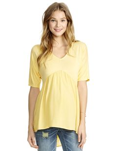 af40ef73279 Motherhood Maternity Jessica Simpson Swing Maternity Blouse