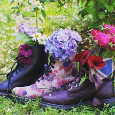 #BootsInBloom Shared by thebestvampire