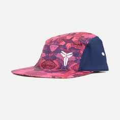 NIKE Kobe Bryant AW84 4TH OF JULY 5 PANEL Hat ADJUSTABLE Red Blue 708226 657 0da8952fa5d