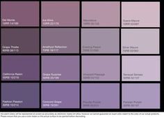 dark lilac paint - Google Search