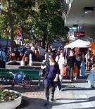 Downtown Walnut Creek, CA