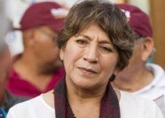 Desconoce Delfina Gómez mediciones de criminalidad en Texcoco