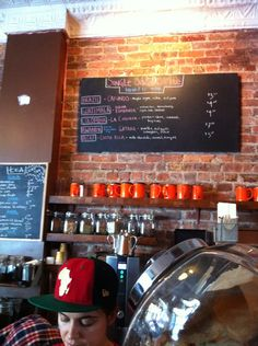 """See 248 photos and 111 tips from 3220 visitors to Cafe Grumpy. """"This, the original branch of Cafe Grumpy, is a favorite spot of ours for good coffee. Best Coffee, Jukebox, Costa Rica, Brooklyn, York, The Originals, Top Cafe, Best Coffee Shop"""