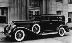 1920's-1930's I want this car. :) I love it black, long and sexy. :D