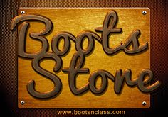 Check this link right here http://www.bootsnclass.com/ for more information on Boots Store. The online Boots Store also offers many individuals the chance to enjoy less expensive prices on the products they are most seeking. This is thinking about that most of the shops provide sales and discounted items making it possible to get exactly what you intend most at a cost that is most economical for you. Follow Us: http://www.purevolume.com/LadiesWesternWear