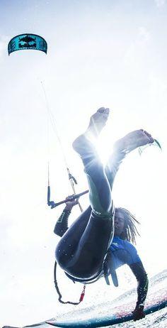Unfasten your seatbelts: Airton Cozzolino kitesurfering in Sardinia for Red Bull Unfastened: http://win.gs/1mz2EKd Image: Lukas #kitesurfing #unfastened