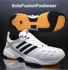 Vintage Adidas hombre  Casual zapatos Marrón SZ 8 Freizeit formadores