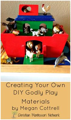Today Megan helps us in creating DIY Godly Play materials. I feel empowered to use Godly Play with my own children after reading her posts and hope you do too! Toddler Sunday School, Sunday School Lessons, Sunday School Crafts, Bible Activities, Toddler Activities, Preschool Bible, Godly Play, Church Nursery, Religious Education