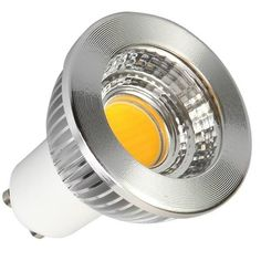 5.5W GU10 COB LED spotlight 550-600lm