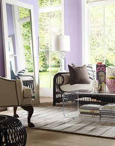 Love the wall color... Lisa Sherry Interieurs | Interior Design