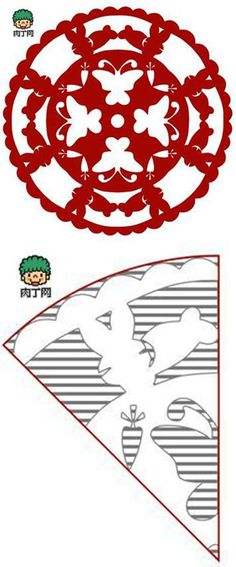 DIY Butterflies Paper Cutting DIY Projects | UsefulDIY.com Follow Us on Facebook ==> http://www.facebook.com/UsefulDiy