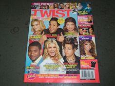 2005 OCTOBER TWIST MAGAZINE - FERGIE - JESSICA SIMPSON - POSTER - BT 9181 | Books, Magazine Back Issues | eBay!