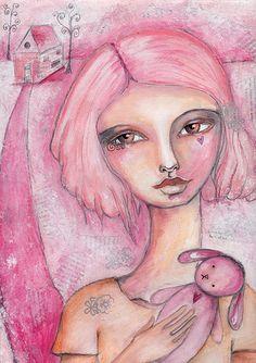 Tamara Laporte  Love the pink :)