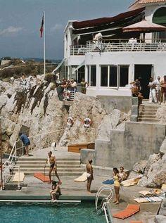 Hôtel du Cap-Eden-Roc — Cap d'Antibes, France