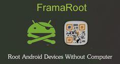 Download Framaroot app all versions