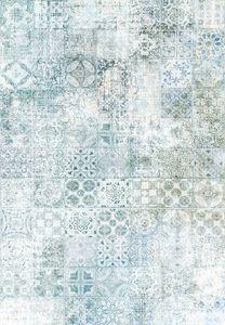 Vloerkleed Mozaik Blauw Dit kwalitatieve vloerkleed geeft dat echte heerlijke thuis gevoel. Het geeft warmte, persoonlijkheid en textuur en is sterk genoeg om het dagelijks gebruik aan te kunnen. Dit vloerkleed is zowel voor indoor als outdoor geschikt! Het vloerkleed bevat een prachtige digitale print van antieke tegeltjes in verschillende groentinten! Tegels met een motief zijn ontzettend populair in het interieur! En daarom hebben wij ze ook terug laten komen in dit vloerkleed. Het…