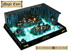 Magic Cave (Disco86) Tags: light castle classic paul lego contest led ccc merchant colossal lcc cccxi lenfald brickenstein