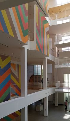 Inside the High Museum, Jun Atlanta Museums, High Museum, Atlanta Georgia, Jun, Loft, Home Decor, Decoration Home, Room Decor, Lofts