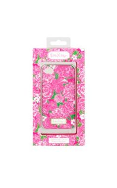 Lilly Pulitzer iPhone4s Case $26
