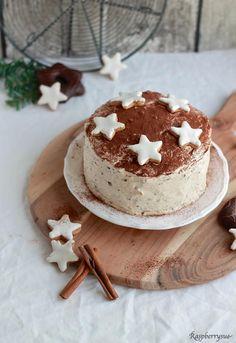 {I'll give it back} gingerbread cake - Cake Recipes Banana Ideen Christmas Sweets, Christmas Baking, Cupcakes, Cupcake Cakes, Sweet Recipes, Cake Recipes, Winter Torte, Gingerbread Cake, Different Cakes