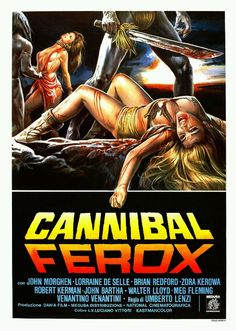 CANNIBAL FEROX aka MAKE THEM DIE SLOWLY