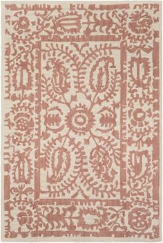 Surya Armelle ARM1000 Pink, Neutral
