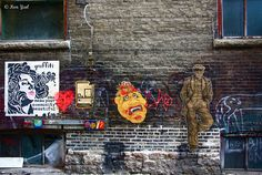 Art in the Alley by Digital Agent, via Flickr