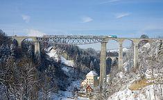 Sitterviadukt - Schweiz