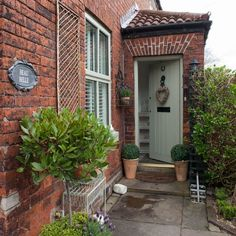 Exterior   Step inside a pretty French-inspired victorian cottage in Cheshire   housetohome.co.uk